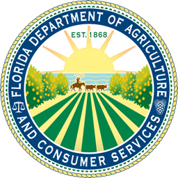 Seal of the Florida Department of Agriculture