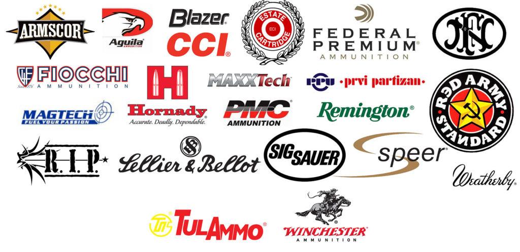ammo brands