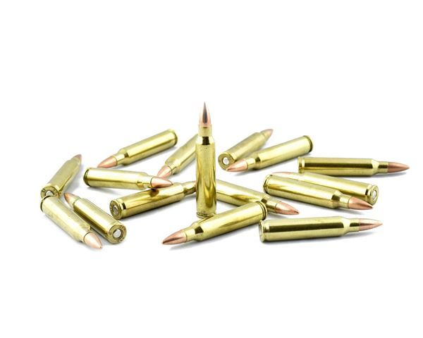 556 ammo